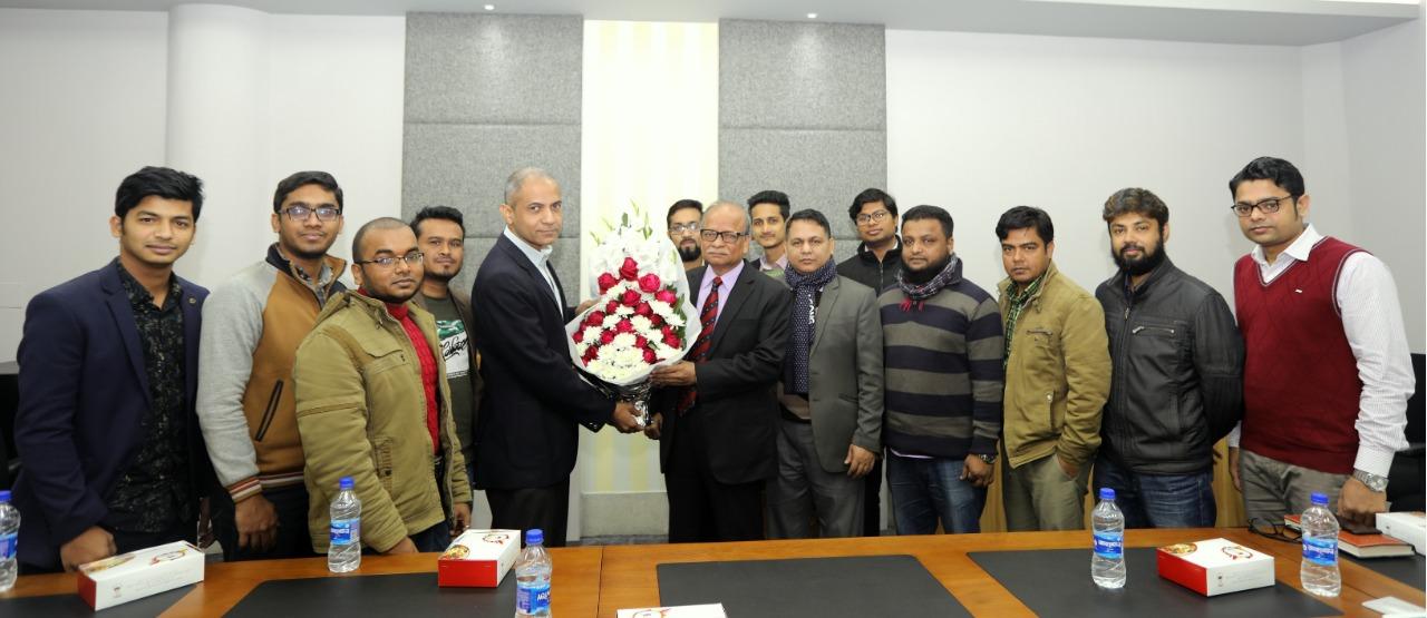 Professor Dr. Md. Akhtar Hossain sir's Farewell