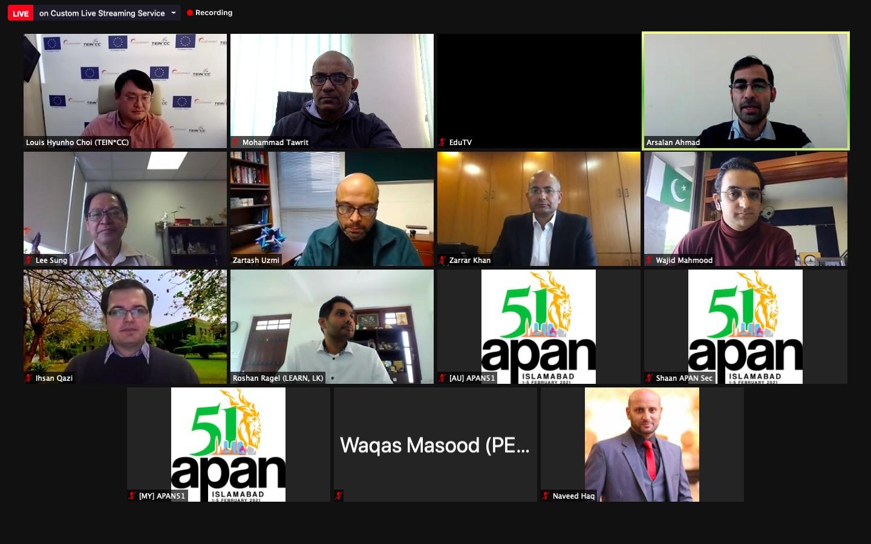 Panel Discussion APAN-51: Post COVID Internet Development Challenges