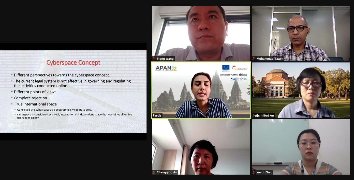 """Discussion Session on """"Joint IPv6 Project Update"""""""