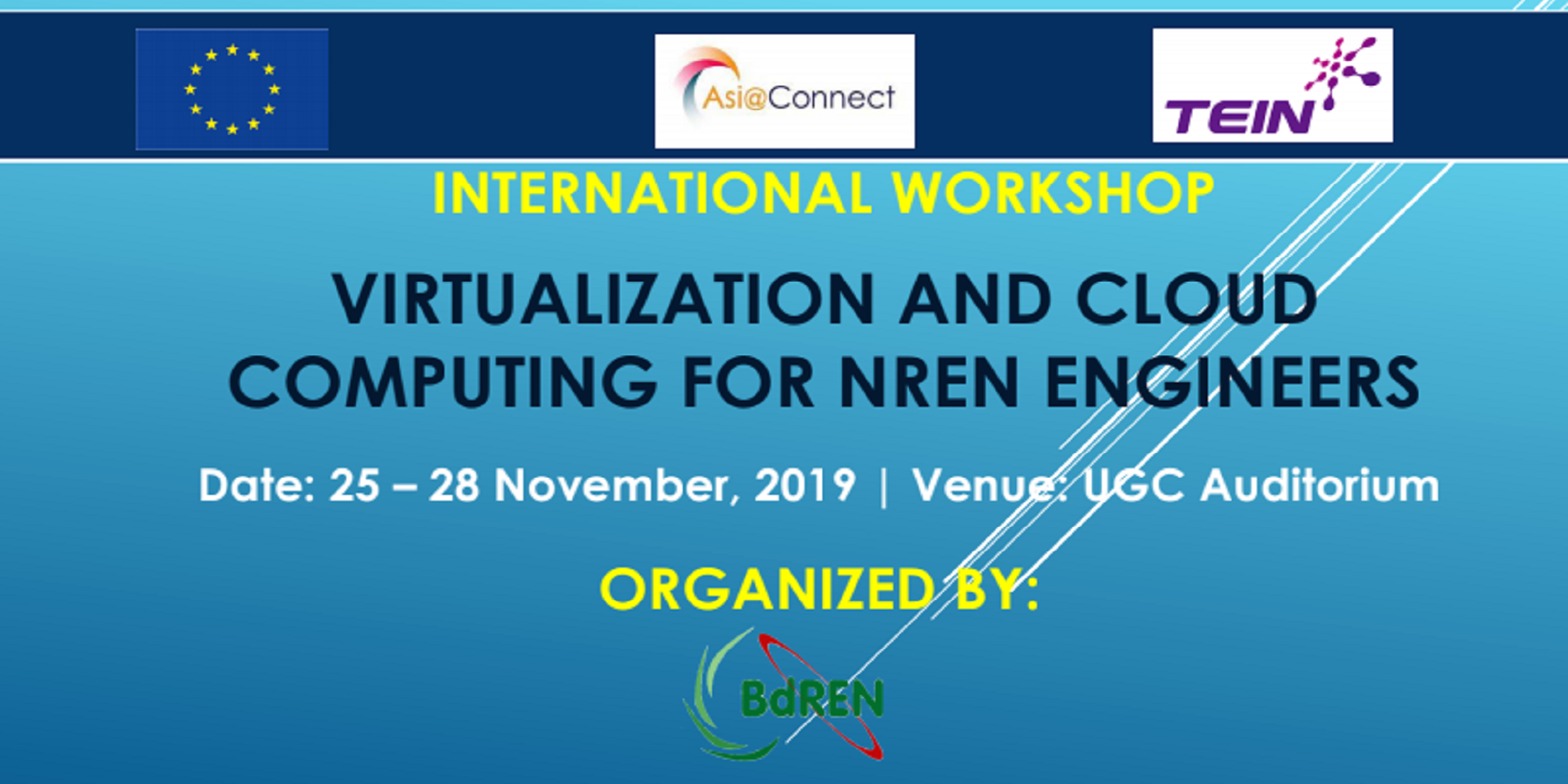 Virtualization and Cloud Computing for NREN Engineers